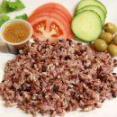 Plain Brown Rice (meal)